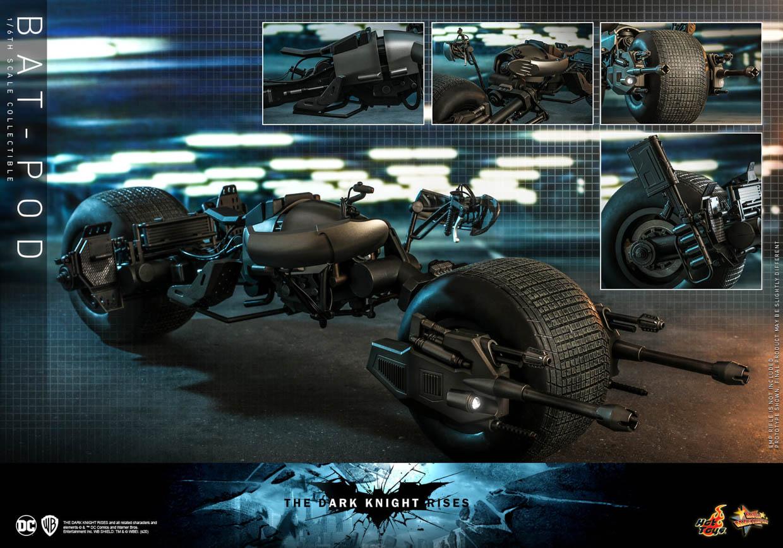 Hot Toys Batman Bat-Pod