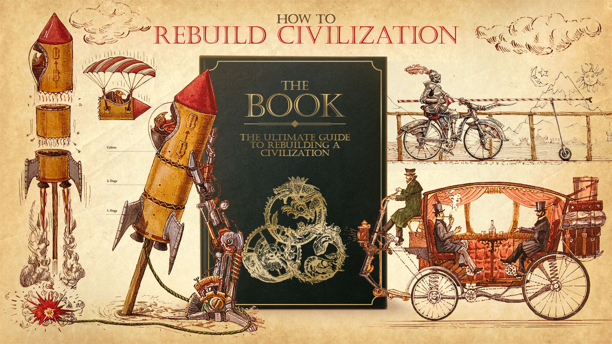 The Book (How to Rebuild Civilization)