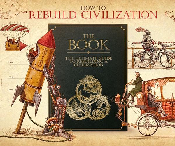 The Book (How to Rebuild Civilization)