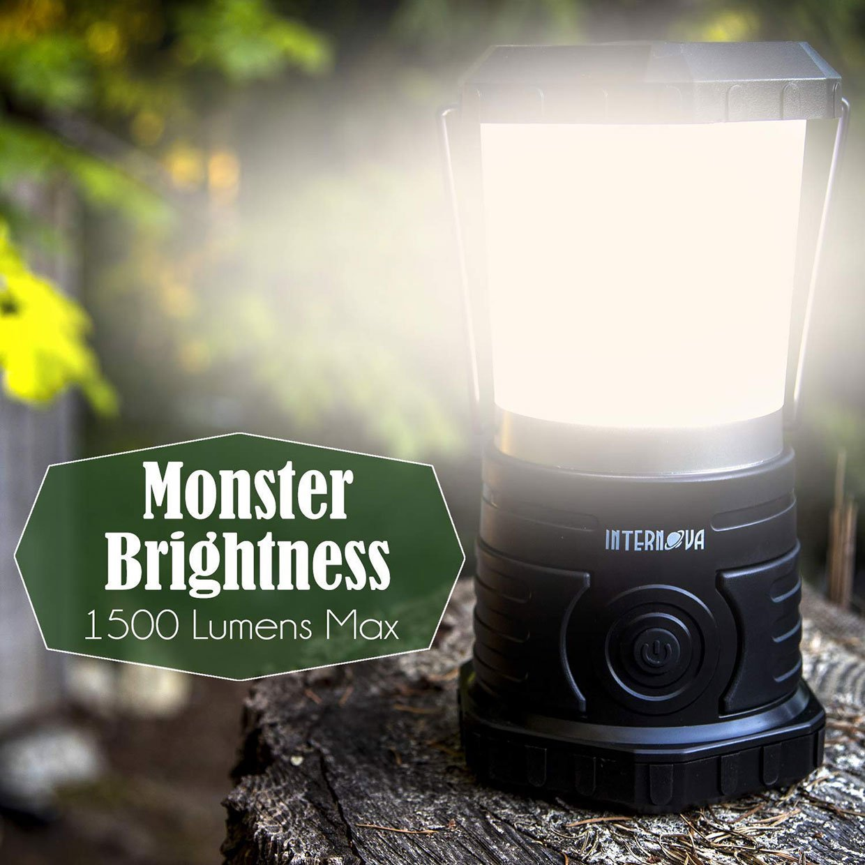 Internova Monster LED Lantern