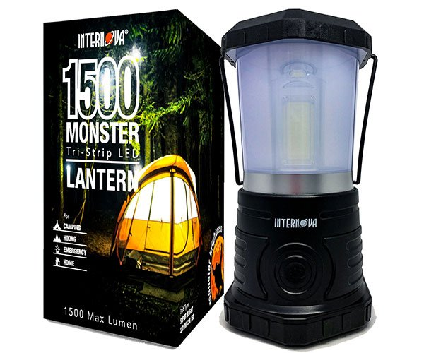 Internova Monster LED Lantern