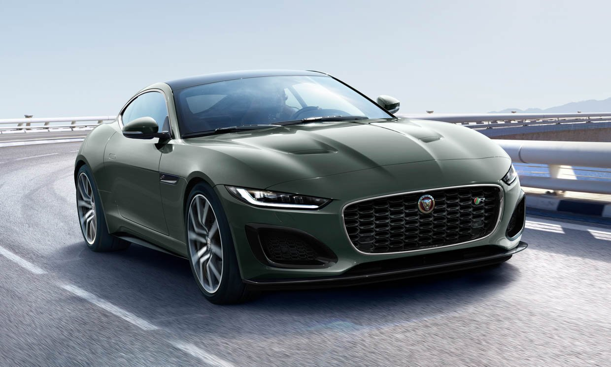 Jaguar F-TYPE Heritage 60 Edition