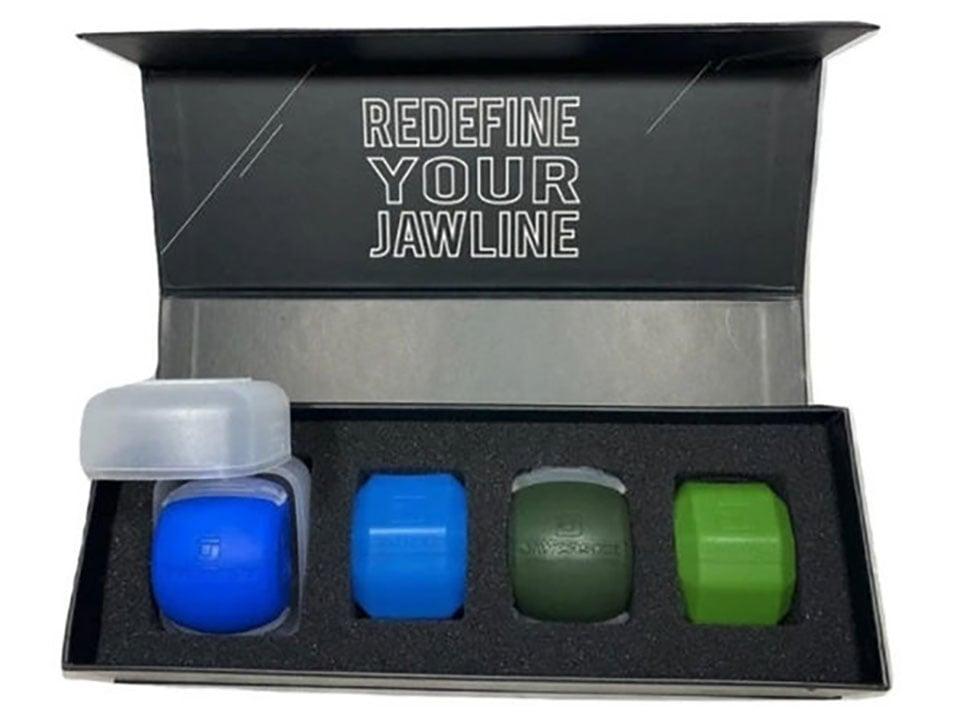 Jawzrsize Facial Fitness Kit