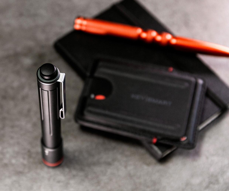 KeySmart Nano Torch XL Pen Light
