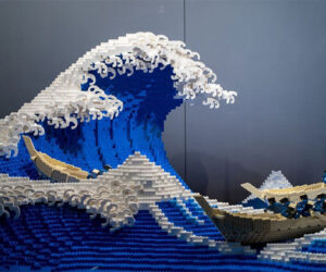 LEGO Great Wave