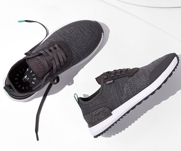 Linksoul x True Lux Knit Golf Sneakers
