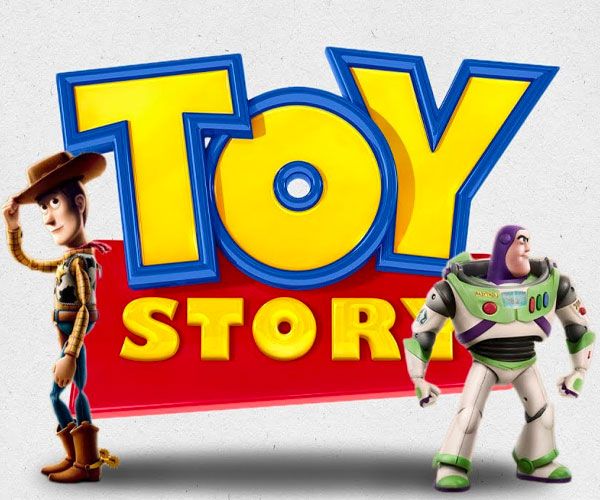 Listening to Toy Story