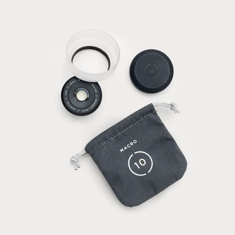 Moment Macro 10x Phone Lens