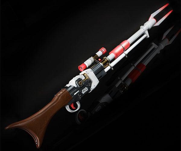 NERF LMTD The Mandalorian Amban Phase-pulse Blaster