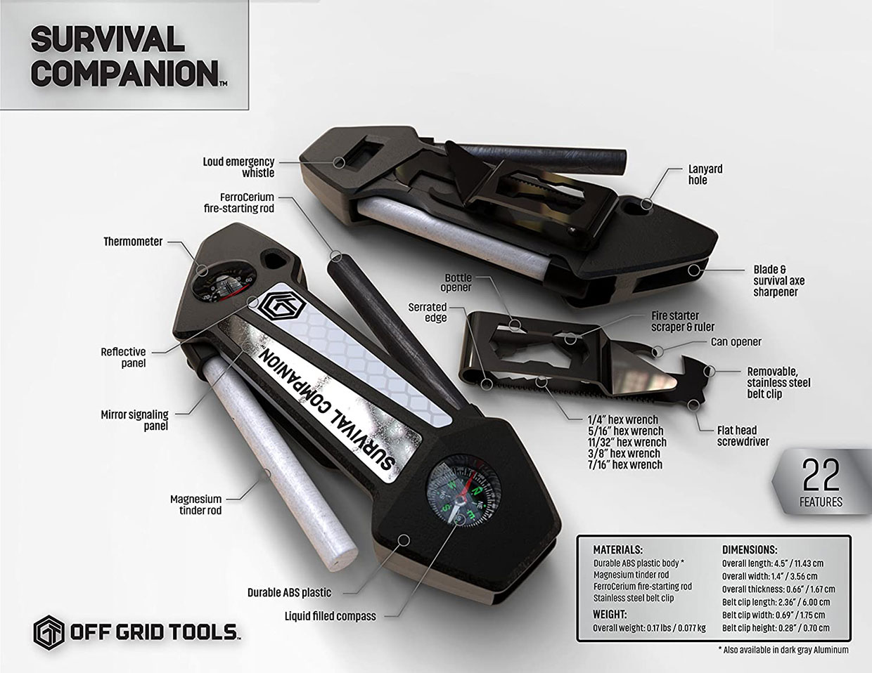 OGT Ultimate Survival Set