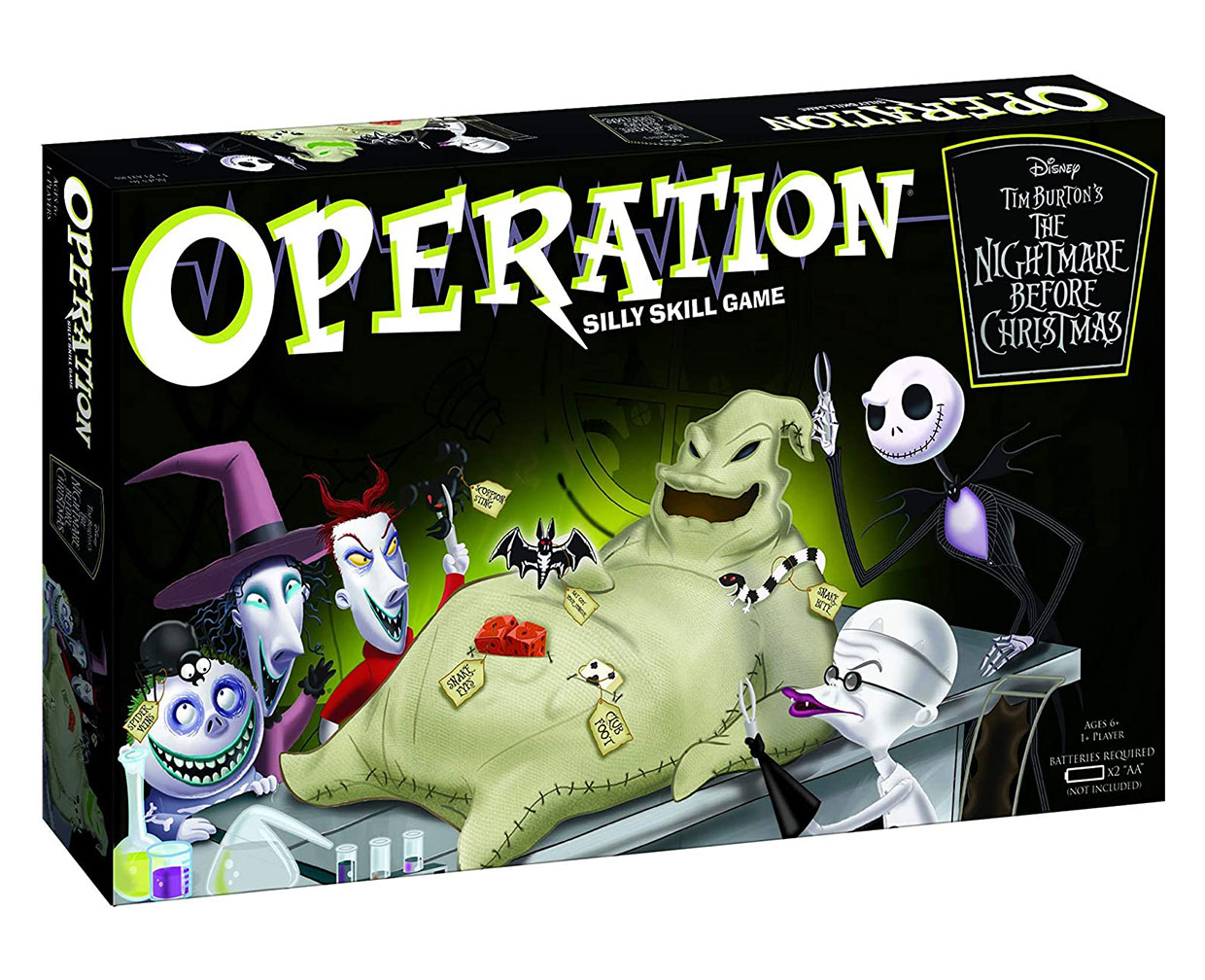 Operation: The Nightmare Before Christmas Edition