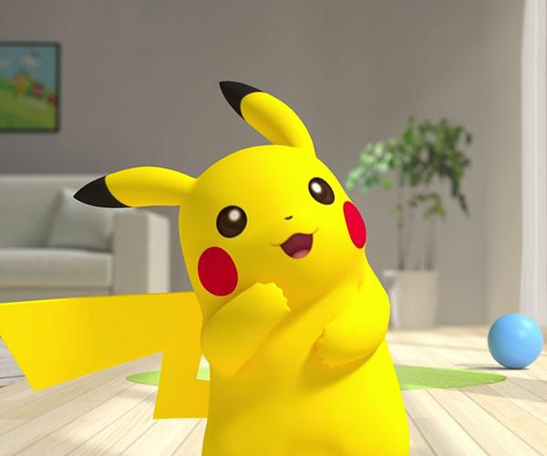 Pikachu ASMR