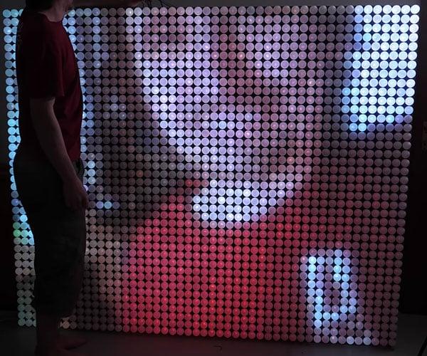 Ping Pong LED Video Wall 3.0
