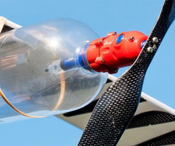 Making an Air-powered Airplane