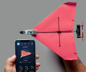POWERUP 4.0 App-Controlled Paper Plane (2-Pack)
