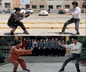 Martial Arts Remake