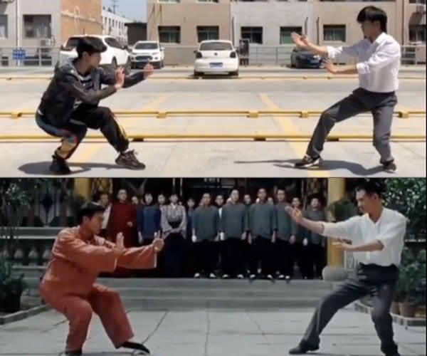 Martial Arts Remake