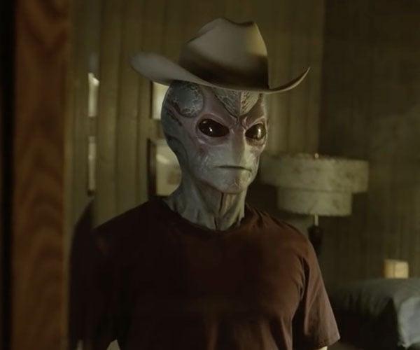 Resident Alien (Trailer)