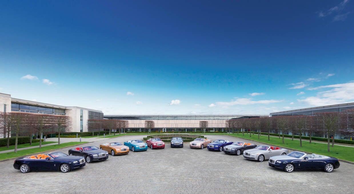 Rolls-Royce Motor Cars: Making a Legend