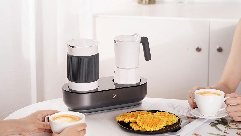 Seven & Me Coffee Espresso Maker