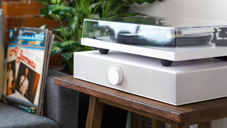 SpinBase Turntable Speaker