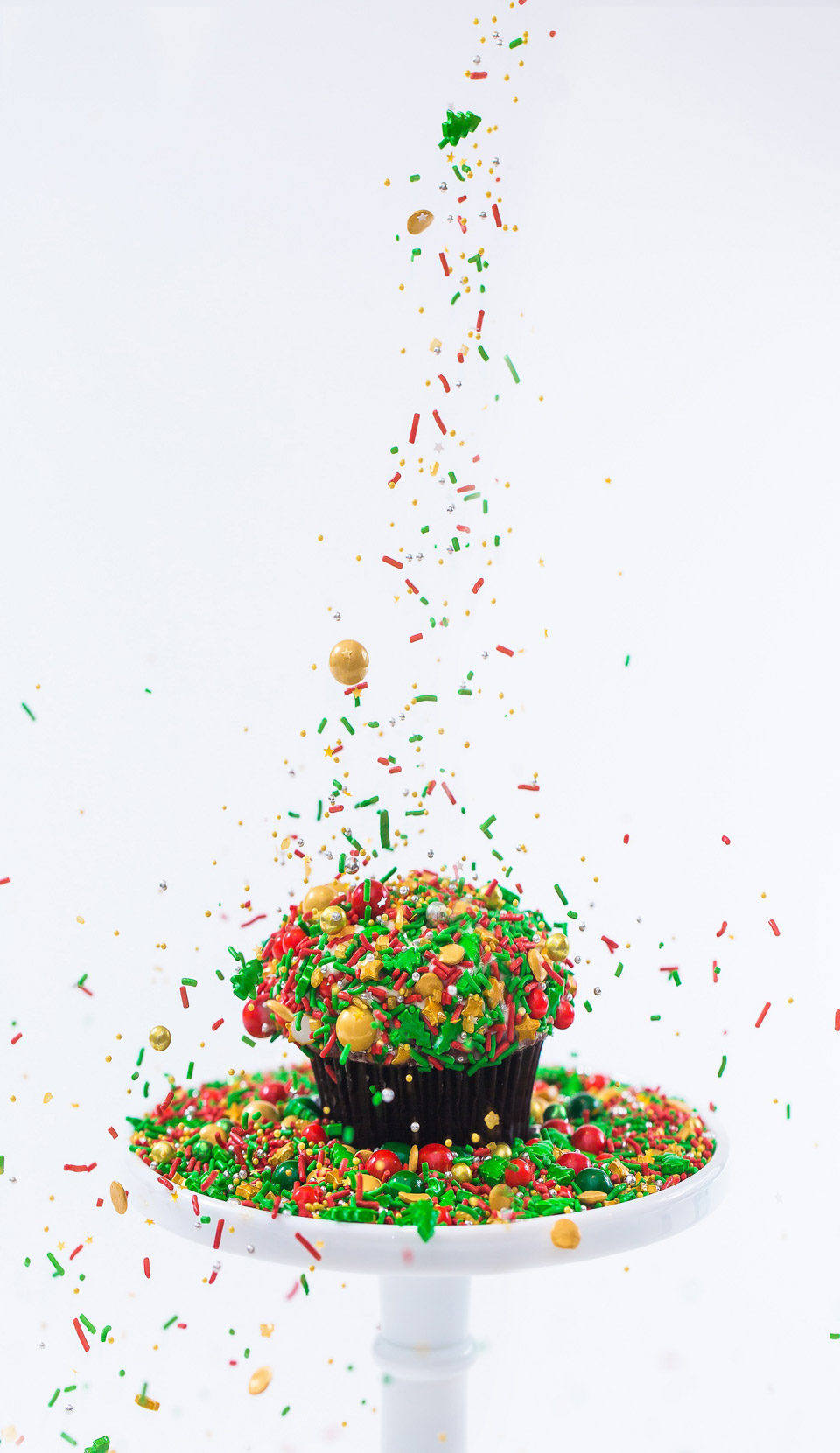 Sprinkles Cupcakes Holiday Box