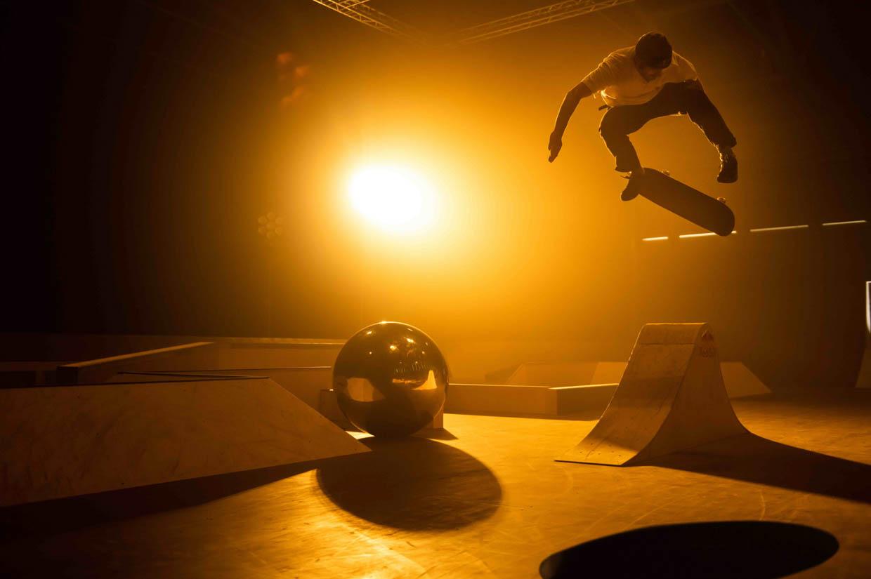 Red Bull Skateboarding: The Maze