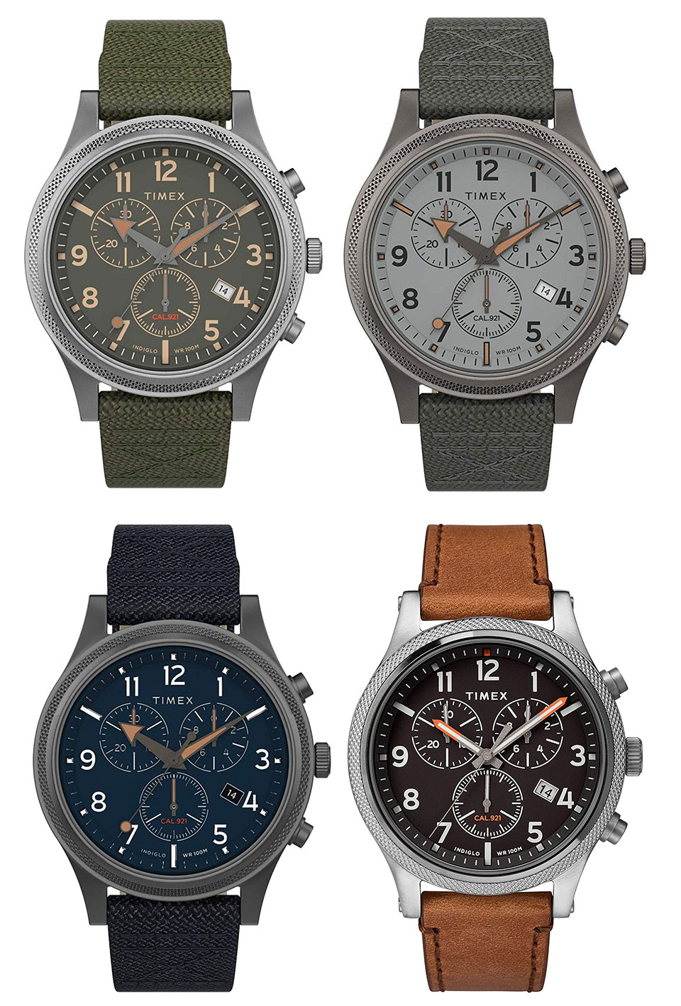 Timex Allied LT Chrono