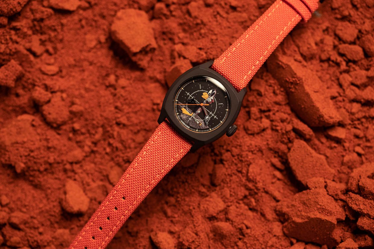 Mars Mission: Planet X-Ray Watches