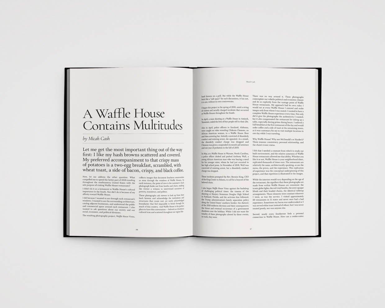Waffle House Vistas