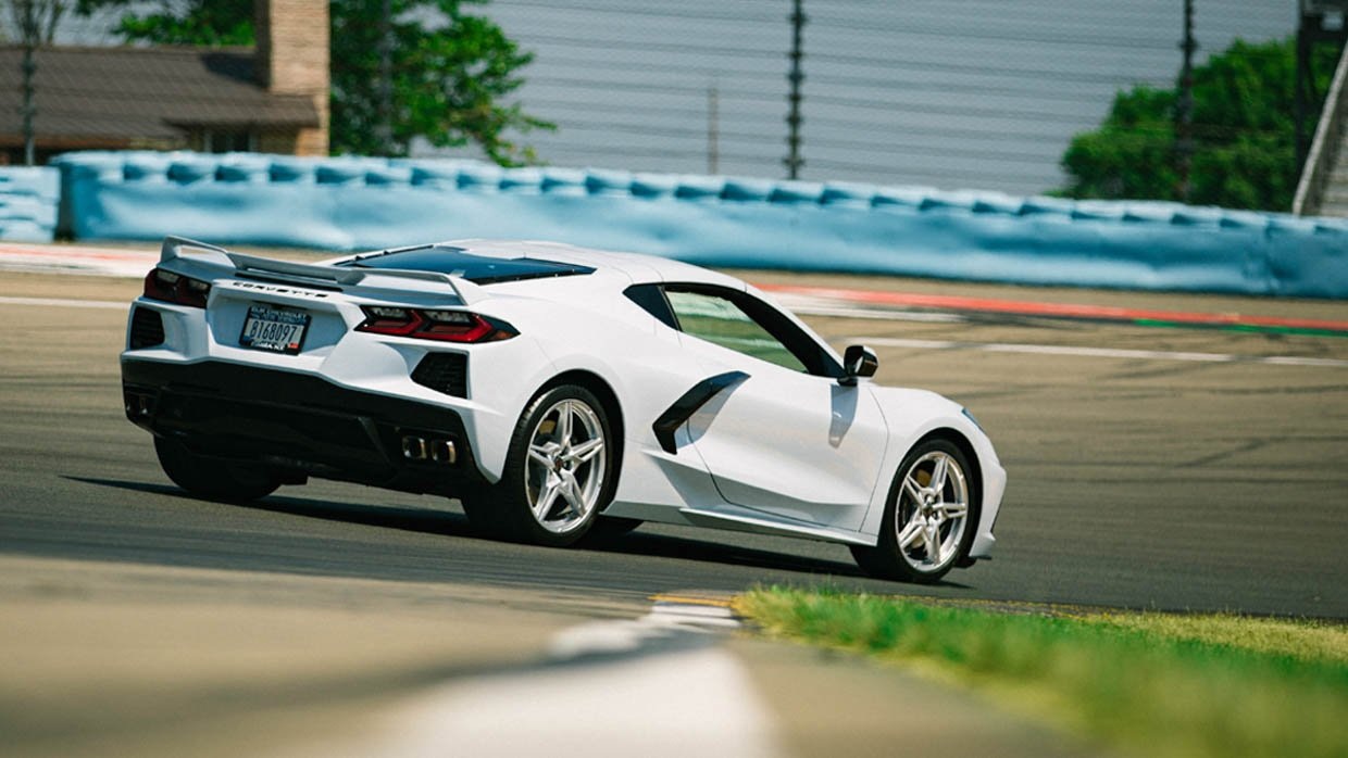 Win a C8 Corvette, Track Time, and VIP Watkins Glen Access