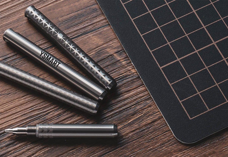 TIPEN 2.0 Titanium Pen