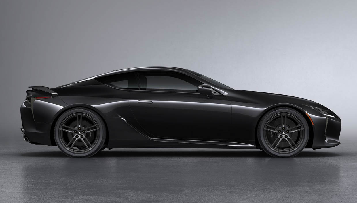 2021 Lexus LC 500 Inspiration Series
