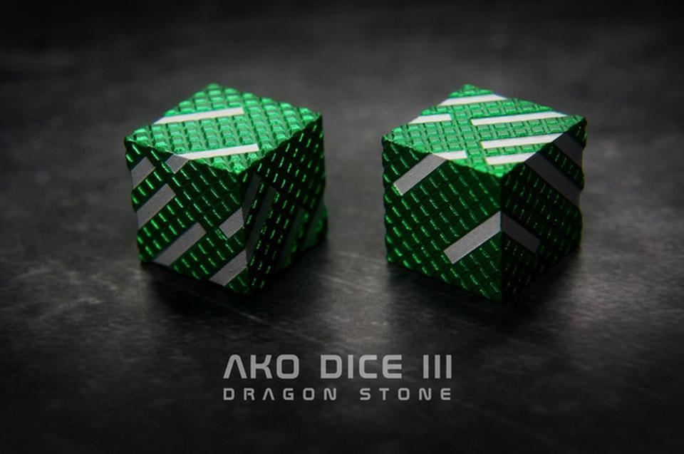 AKO DICE III: Dragon Stone