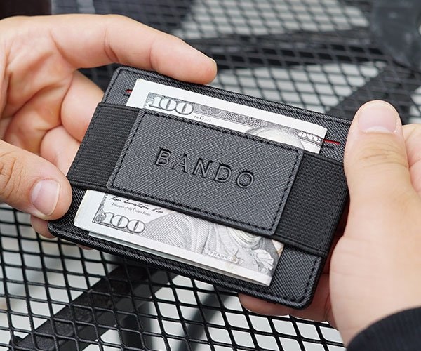 BANDO 2.0 Multi-Functional Slim Wallet
