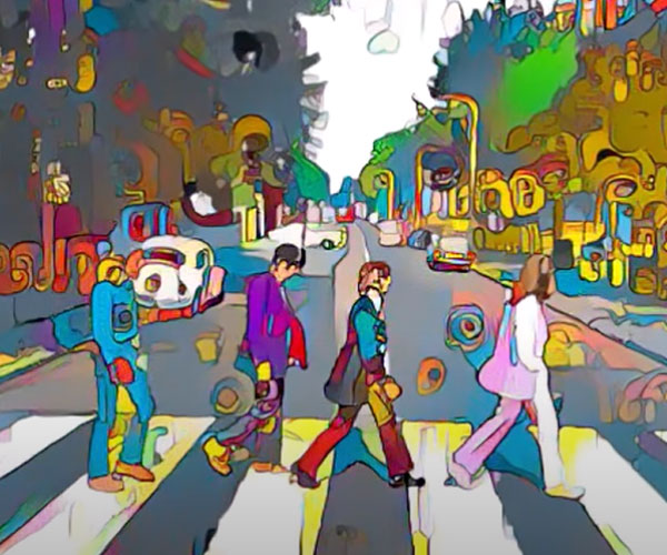 AI Makes Beatles Music