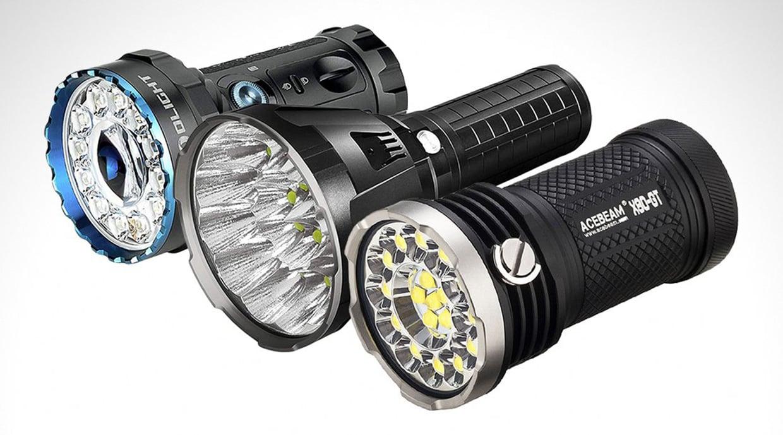 The Brightest Flashlights 2021