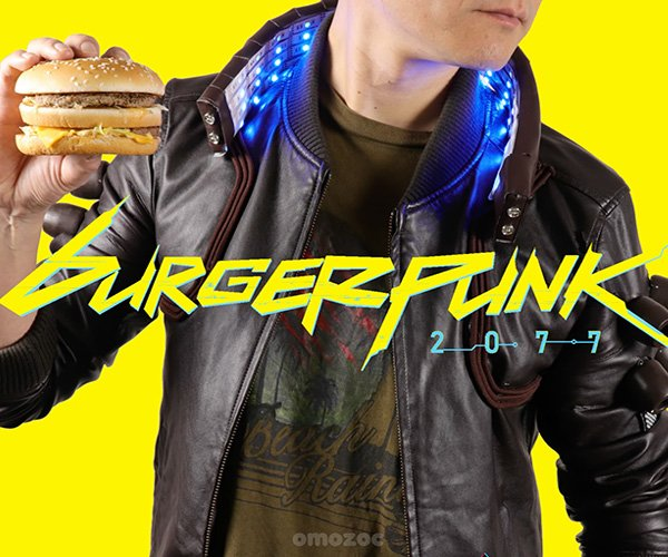 Burgerpunk 2077