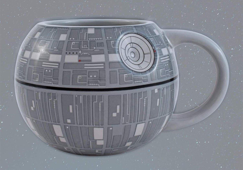Death Star Coffee Mug
