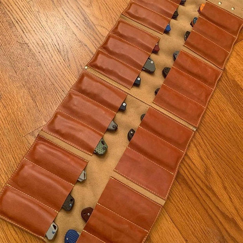 Egor Leather Tool Rolls