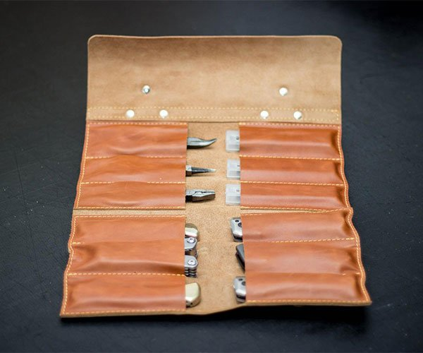 Egor Leather Tool Rolls