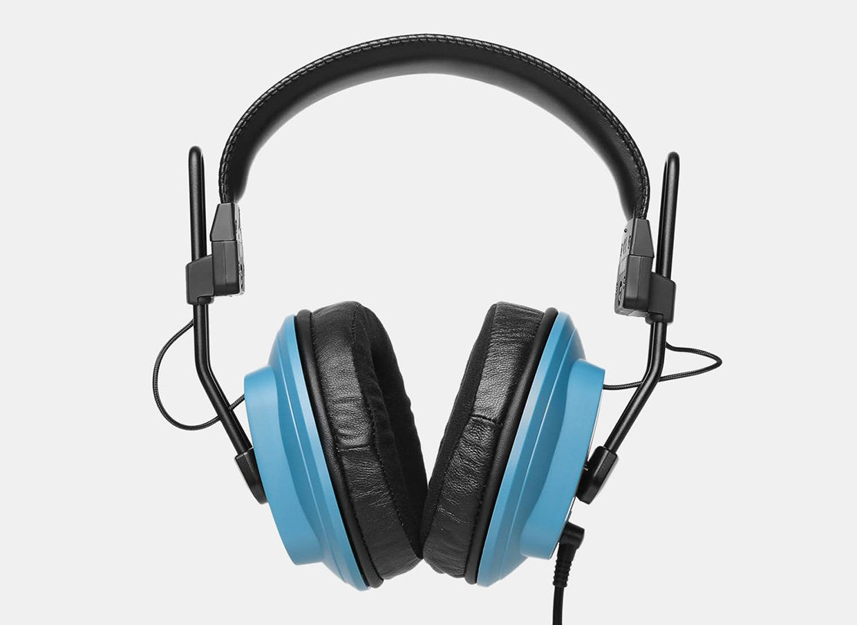 Fostex Dekoni Blue Headphones