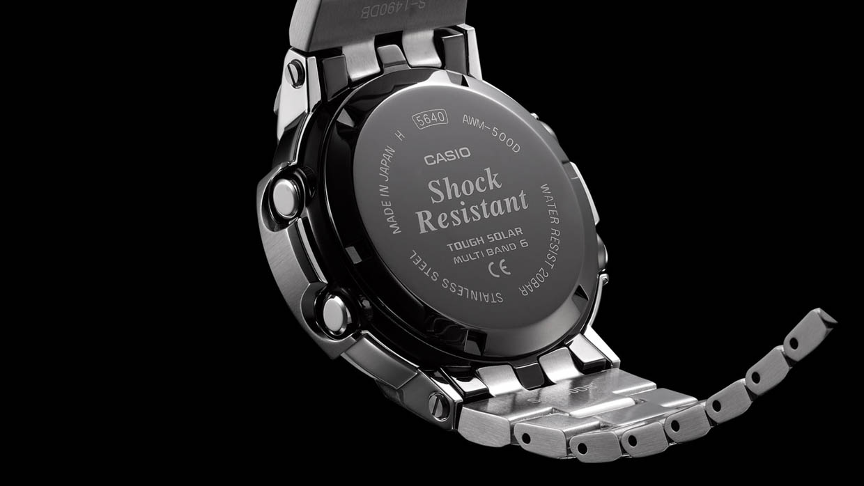 G-SHOCK Full Metal AWM500