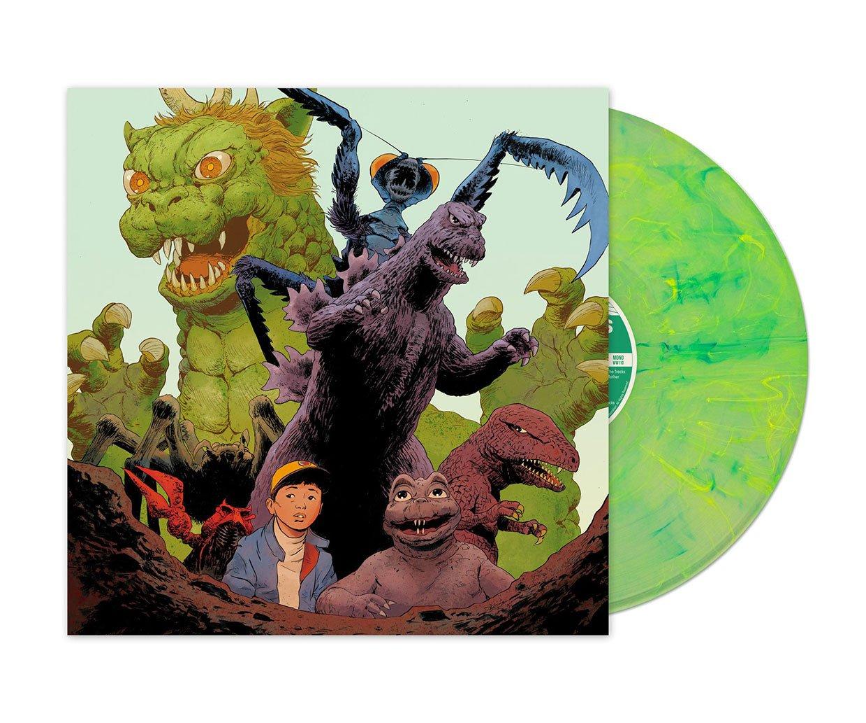 Godzilla: The Showa Era Soundtracks, 1954-1975