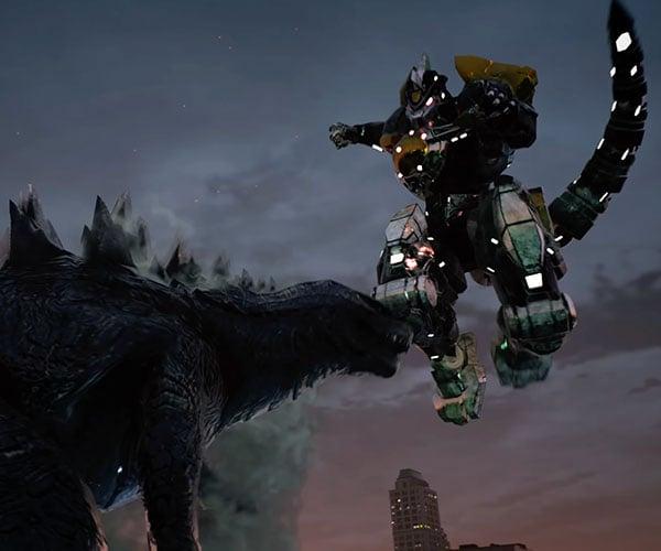 Godzilla vs. Dragonzord
