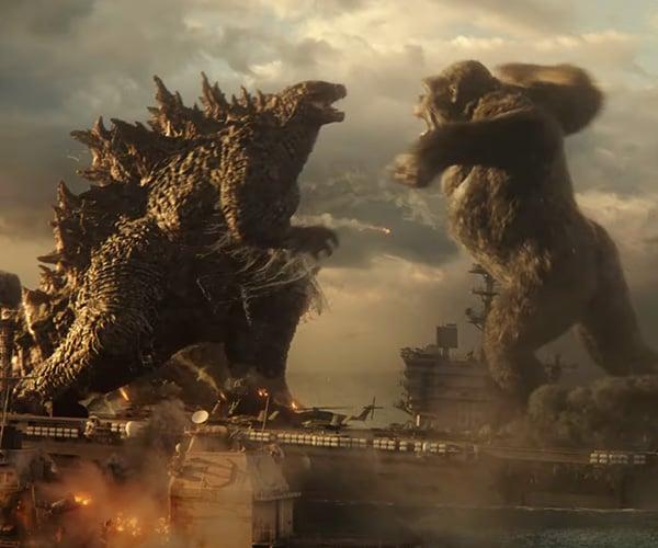 Godzilla vs. Kong (Trailer)