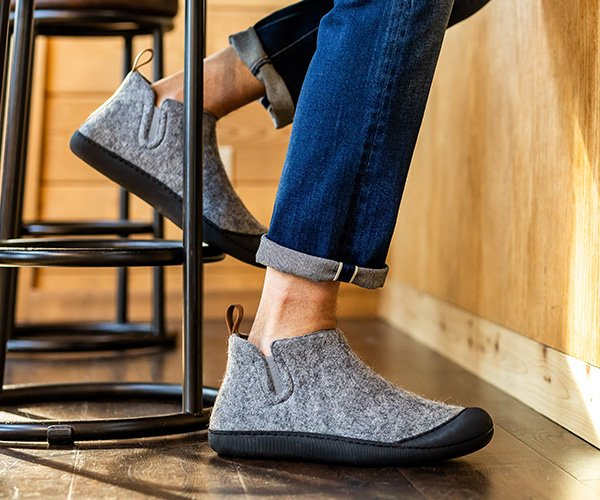 Greys Outdoor Slipper Boots