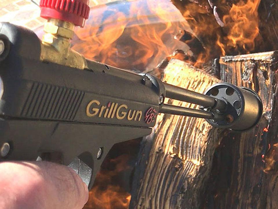 GrillGun Grill Torch