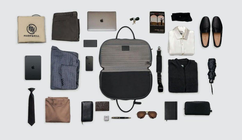 The Wayfarer Bag