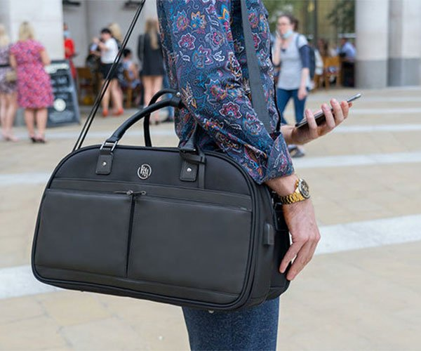 The Wayfarer Bag